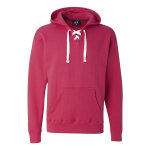 J. America Sport Lace Hooded Sweatshirt