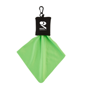 Stuff-It™ Microfiber Cleaning Cloth